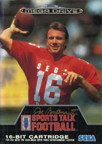 Joe Montana II - Sports Talk Football