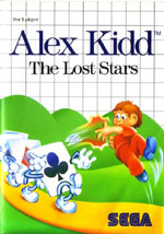 Alex Kidd The Lost Star