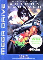 Batman Forever - The Real Game Begins