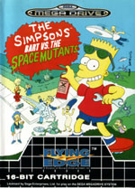 Simsons, The - Bart vs. The Space Mutants
