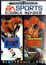 EA Sports Double Header - EA Hockey and John Madden Football