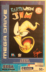 Earthworm Jim Rental from SF