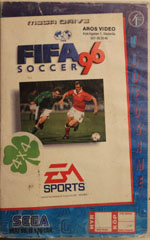 FIFA Soccer 96 Rental from SF