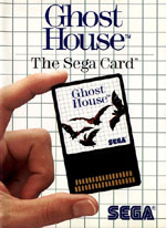 Ghost House (Sega card)
