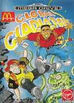Global Gladiators, McDonalds