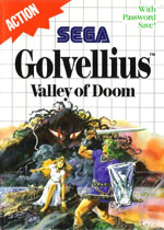 Golvellius (Valley of Doom)