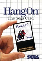 Hang on (Sega card)