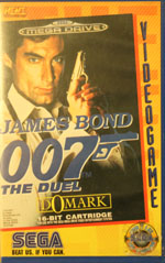 James Bond 007 - The Duel Rental from HENT
