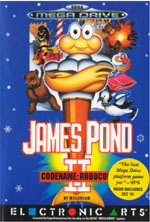 James Pond II - Codename: Robocod