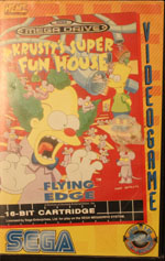Krustys Super Fun House  Rental from Hent