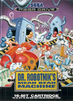 Dr Robotninks Mean Bean Machine