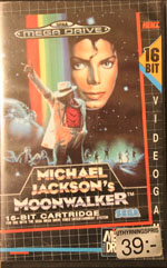 Michael Jacksons Moonwalker Rental from HENT