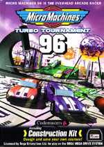Micro Machines 96 - Turbo Tournament
