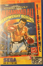 Muhammed Ali Heavyweight Boxing Rental from HENT