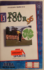 PGA Tour 96 Rental from SF