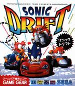 Sonic Drift (Japan)