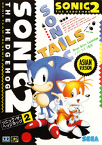 Sonic the Hedgehog 2 (Japan/Asia)