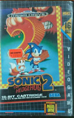 Sonic the Hedgehog 2 Rental from HENT