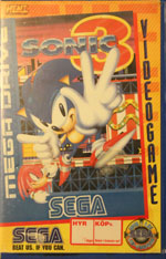 Sonic 3 Rental from HENT
