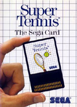 Super Tennis (Sega card)