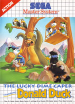 Lucky Dime Caper Starring Donald Duck, The