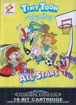 Tiny Toon Adventures - ACME All-Stars