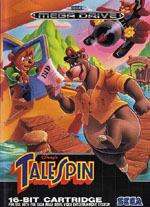 Talespin, Disneys