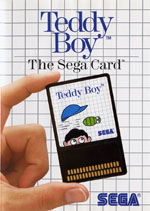 Teddy Boy (Sega card)