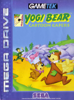 Yogi Bear - Cartoon Capers